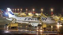 OH-LXI - Finnair Airbus A320 aircraft