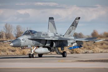162899 - USA - Navy McDonnell Douglas F/A-18A Hornet