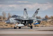 162899 - USA - Navy McDonnell Douglas F/A-18A Hornet aircraft