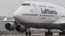 D-ABVO - Lufthansa Boeing 747-400 aircraft