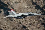 164266 - USA - Marine Corps McDonnell Douglas F/A-18C Hornet aircraft