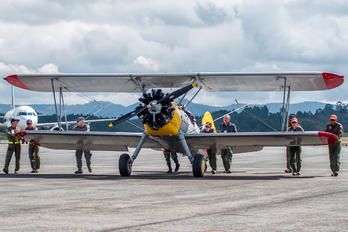 FAC62 - Colombia - Air Force Boeing Stearman, Kaydet (all models)