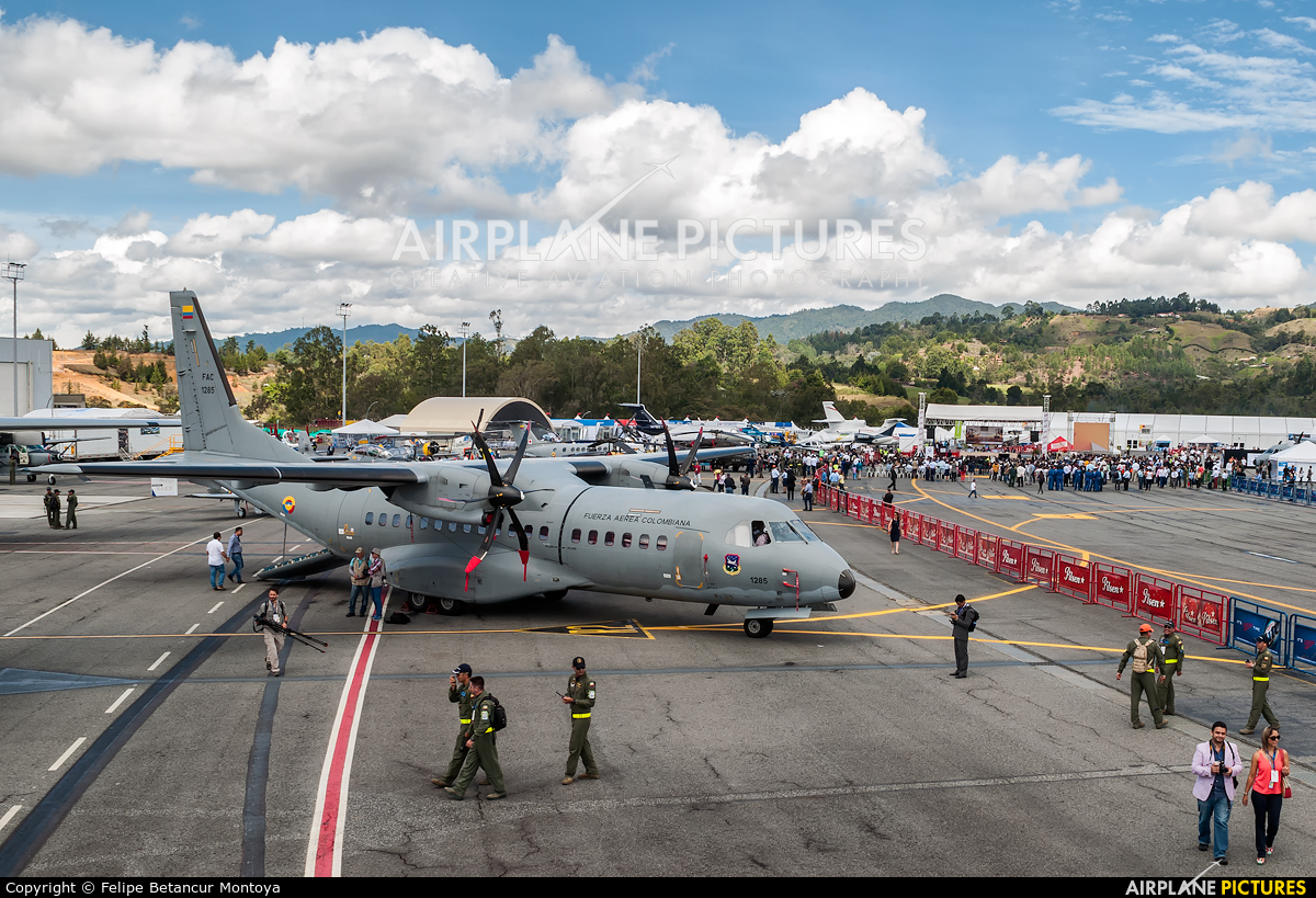 - Airport Overview - aircraft at Medellin - Jose Maria Cordova Intl