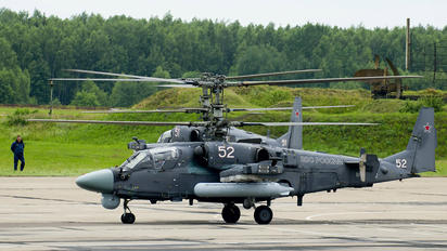 RF-91342 - Russia - Air Force Kamov Ka-52 Alligator