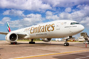 A6-EPF - Emirates Airlines Boeing 777-300ER aircraft