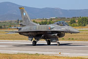 538 - Greece - Hellenic Air Force Lockheed Martin F-16CJ Fighting Falcon aircraft