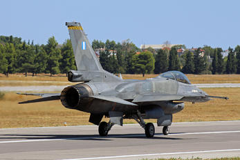 538 - Greece - Hellenic Air Force Lockheed Martin F-16CJ Fighting Falcon