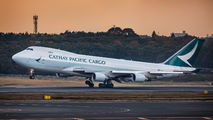 B-LIC - Cathay Pacific Cargo Boeing 747-400F, ERF aircraft