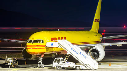 D-ALES - DHL Cargo Boeing 757-200F
