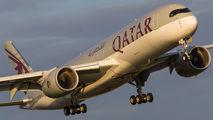A7-ALD - Qatar Airways Airbus A350-900 aircraft