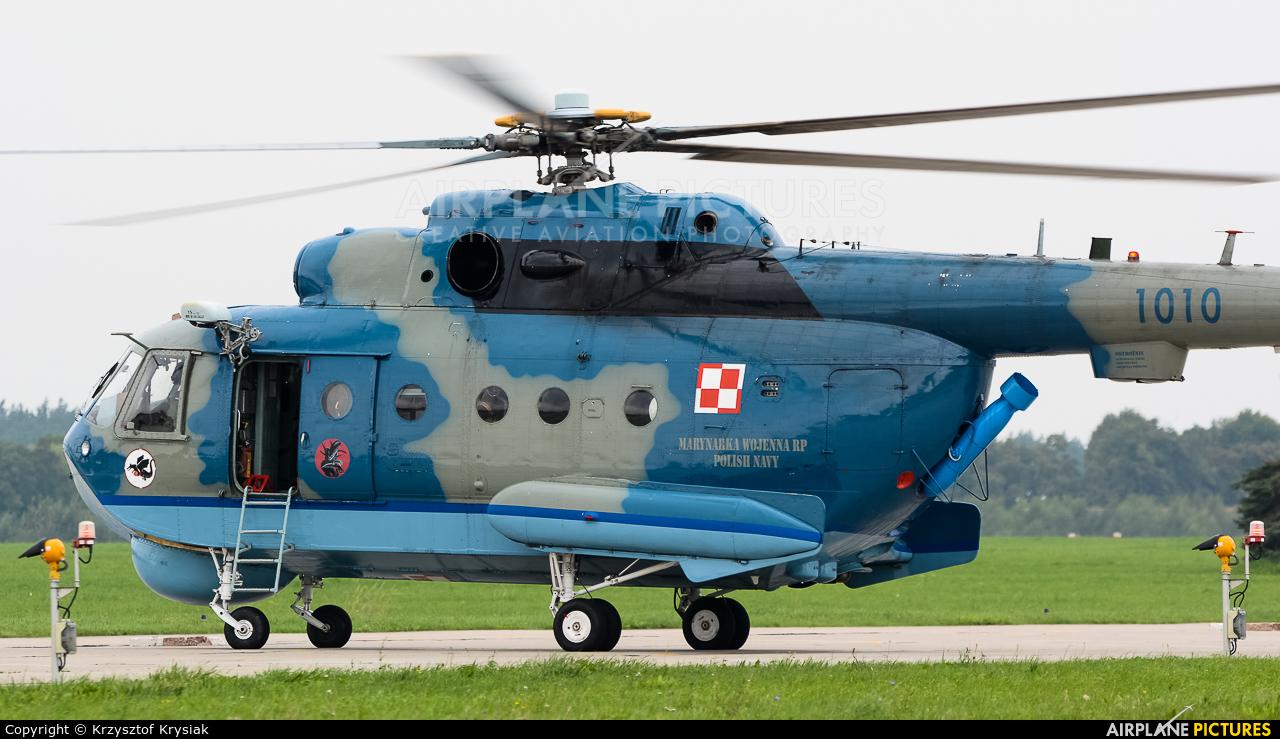 Poland - Navy 1010 aircraft at Gdynia- Babie Doły (Oksywie)