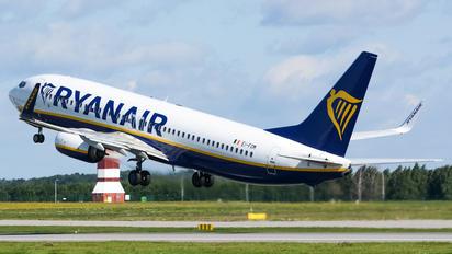 EI-FOM - Ryanair Boeing 737-8AS