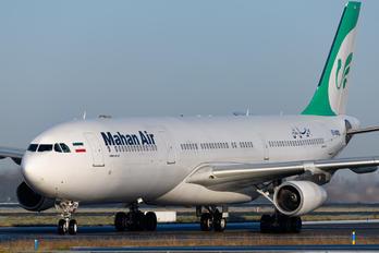 EP-MMD - Mahan Air Airbus A340-300