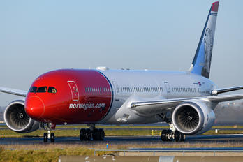 G-CKNY - Norwegian Air UK Boeing 787-9 Dreamliner