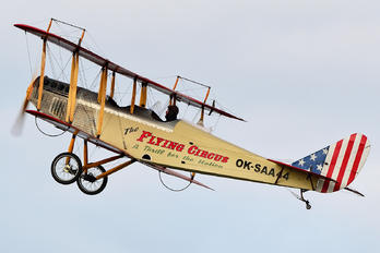 OK-SAA 44 - Private Curtiss JN-4 Jenny (replica)