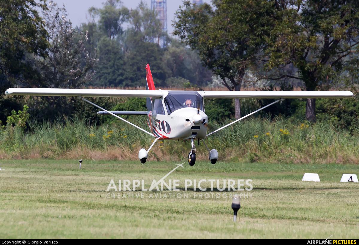 Private I-C795 aircraft at