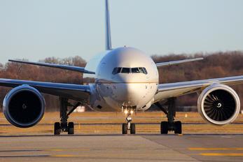 HZ-AK74 - Saudi Arabian Cargo Boeing 777F