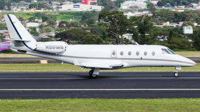 N510MB - Private Gulfstream Aerospace G150