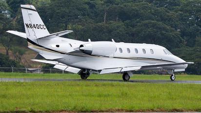N840CC - Private Cessna 560XL Citation Excel