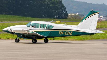 YN-CHZ - Private Piper PA-23 Aztec