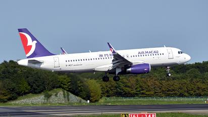 B-MCF - Air Macau Airbus A320