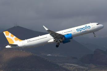 SE-RKA - Novair Airbus A321 NEO