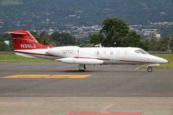 N35LJ - Private Bombardier Learjet 35