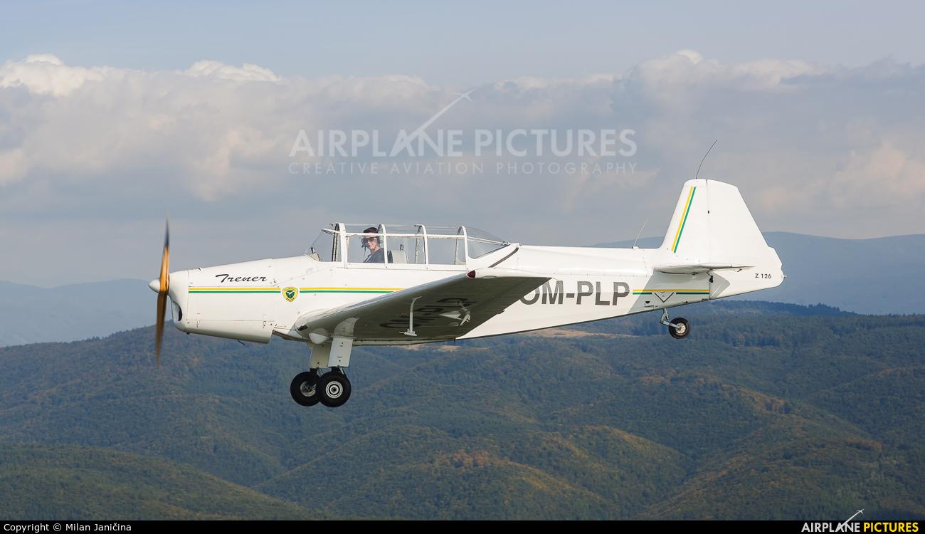 Aeroklub Žilina OM-PLP aircraft at In Flight - Slovakia