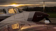 G-SENE - Private Piper PA-34 Seneca aircraft