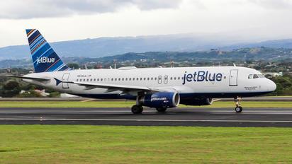 N526JB - JetBlue Airways Airbus A320