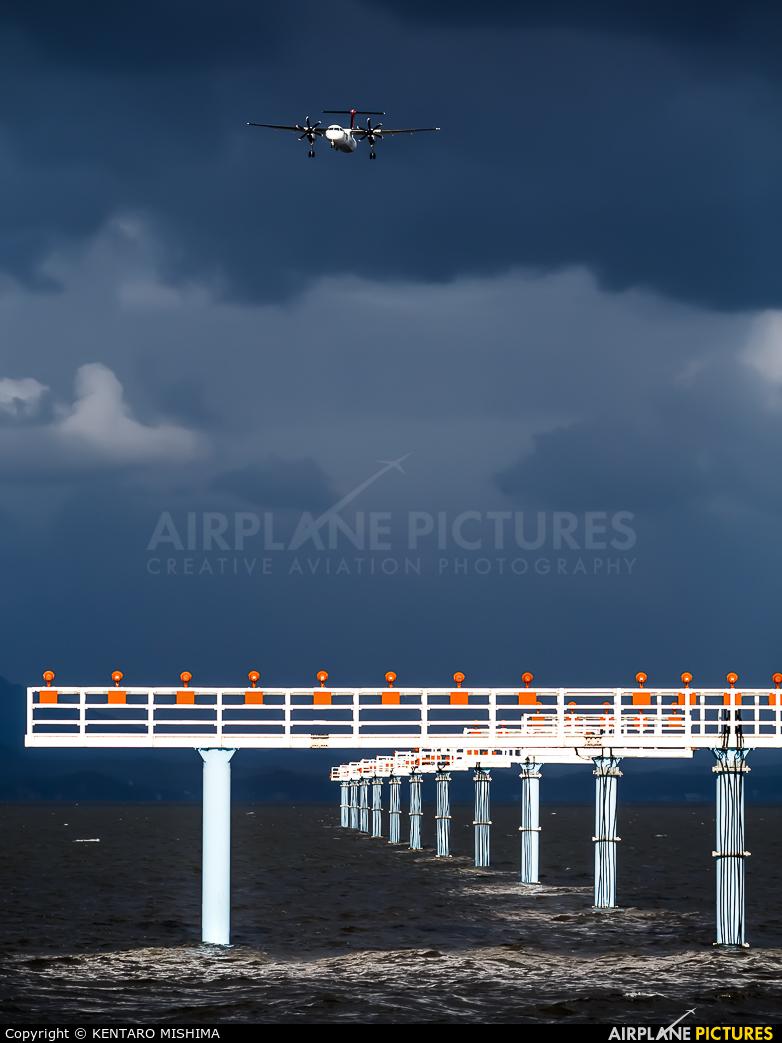 JAL-  Japan Air Commuter - aircraft at Izumo