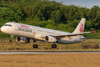 B-HTI - Dragonair Airbus A321