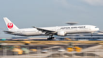 JA8945 - JAL - Japan Airlines Boeing 777-300 aircraft