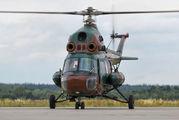 4545 - Poland - Air Force Mil Mi-2 aircraft