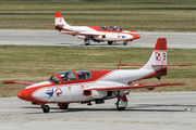 9 - Poland - Air Force: White & Red Iskras PZL TS-11 Iskra aircraft