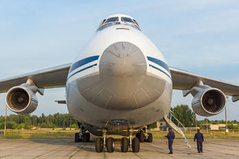RA-82013 - Russia - Air Force Antonov An-124