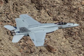169123 - USA - Navy McDonnell Douglas F/A-18E Super Hornet