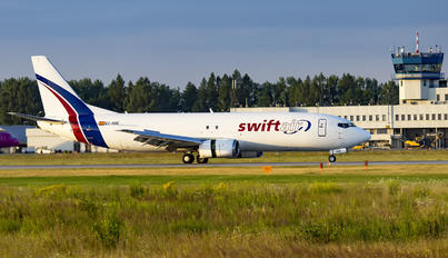 EC-MIE - Swift Air Boeing 737-400