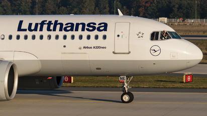 D-AINE - Lufthansa Airbus A320 NEO