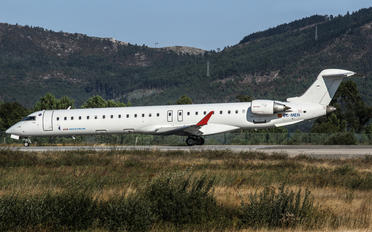 EC-MEN - Air Nostrum - Iberia Regional Canadair CL-600 CRJ-900