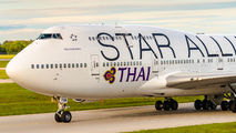 HS-TGW - Thai Airways Boeing 747-400 aircraft