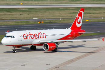 D-ABHA - Air Berlin Airbus A320