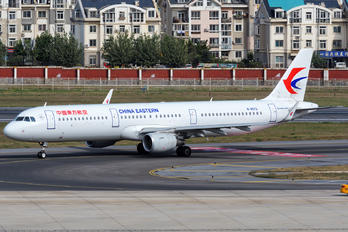 B-8573 - China Eastern Airlines Airbus A321