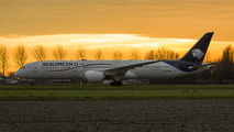 N438AM - Aeromexico Boeing 787-9 Dreamliner aircraft