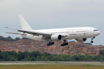 9M-FGB - Nesma Airlines Boeing 777-200ER