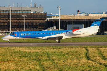 G-RJXH - BMI Regional Embraer ERJ-145