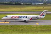 Inaugural flight of Amaszonas Paraguay to Curitiba title=