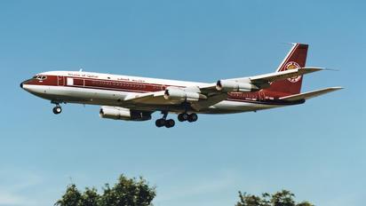 A7-AAA - Qatar Amiri Flight Boeing 707-300