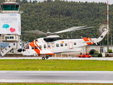 EC-FVO - Spain - Coast Guard Sikorsky S-61N aircraft