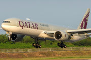 A7-BEC - Qatar Airways Boeing 777-300ER aircraft